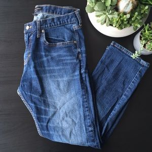 Banana Republic Factory Athletic Fit Jeans